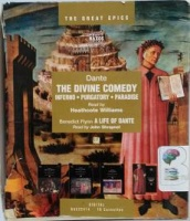 The Divine Comedy written by Dante performed by Heathcote Williams on Cassette (Abridged)