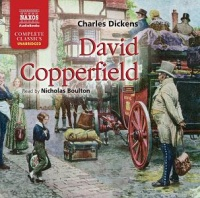 David Copperfield written by Charles Dickens performed by Nicholas Boulton on CD (Unabridged)