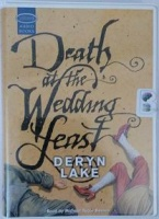 Death at the Wedding Feast written by Deryn Lake performed by Michael Tudor Barnes on Cassette (Unabridged)