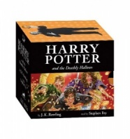 Harry Potter and the Deathly Hallows (Childrens Packaging) written by J.K. Rowling performed by Stephen Fry on CD (Unabridged)