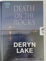 Death on the Rocks written by Deryn Lake performed by Michael Tudor Barnes on Cassette (Unabridged)