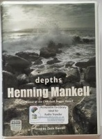 depths written by Henning Mankell performed by Sean Barrett on Cassette (Unabridged)