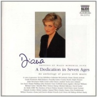 Diana - A Dedication in Seven Ages written by Various Famous Poets performed by Various Famous Actors on CD (Abridged)
