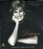 Diana written by Sarah Bradford performed by Katherine Kellgren on CD (Unabridged)
