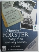 Diary of An Ordinary Woman written by Margaret Forster performed by Susan Jameson on Cassette (Unabridged)
