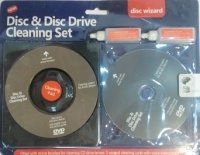 Disk and Disk Drive Cleaning Set written by Disk Wizard performed by Disk Wizard on CD (Unabridged)