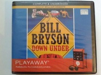 Down Under written by Bill Bryson performed by William Roberts on MP3 Player (Unabridged)
