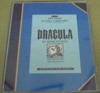 Dracula written by Bram Stoker performed by Ian Brooker on Cassette (Abridged)