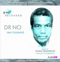 Dr No written by Ian Fleming performed by Hugh Quarshie on CD (Unabridged)