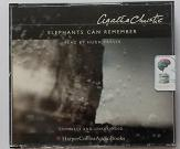 Elephants Can Remember written by Agatha Christie performed by Hugh Fraser on CD (Unabridged)