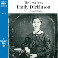 The Great Poets - Emily Dickinson written by Emily Dickinson performed by Teresa Gallagher on CD (Unabridged)