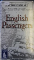 English Passengers written by Matthew Kneale performed by Ron Keith, Simon Prebble, Gerrard Doyle and Jenny Sterlin and Davina Porter on Cassette (Unabridged)