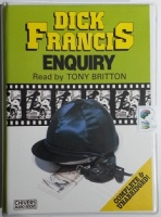 Enquiry written by Dick Francis performed by Tony Britton on Cassette (Unabridged)