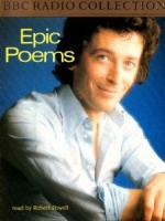 Epic Poems written by Various Poets performed by Robert Powell on Cassette (Abridged)