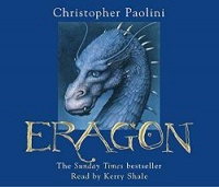 Eragon written by Christopher Paolini performed by Kerry Shale on CD (Abridged)