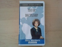 Test of Discipleship written by Daisy Washburn Osborn performed by Daisy Washburn Osborn on Cassette (Abridged)