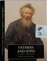 Fathers and Sons written by E.F. Benson performed by David Horovitch on Cassette (Unabridged)