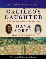 Galileo's Daughter written by Dava Sobel performed by David Rintoul on Cassette (Abridged)