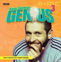 Dave Gorman's Genius 3 written by Dave Gorman performed by Dave Gorman on CD (Abridged)
