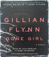 Gone Girl written by Gillian Flynn performed by Julia Whelan and Kirby Heyborne on CD (Unabridged)