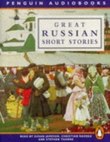 Great Russian Short Stories written by Various performed by Susan Jameson, Christian Rodska and Stephen Thorne on Cassette (Unabridged)