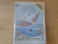 Greek Myths written by Various Greek Authors performed by Andrew Sachs on Cassette (Unabridged)