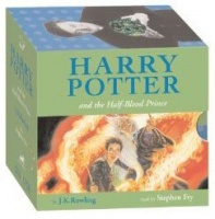 Harry Potter and the Half-Blood Prince - Childrens Edition written by J.K. Rowling performed by Stephen Fry on CD (Unabridged)