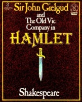 Hamlet written by William Shakespeare performed by Sir John Gielgud on Cassette (Abridged)