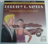 Hangman's Holiday written by Dorothy L. Sayers performed by Ian Carmichael on CD (Unabridged)