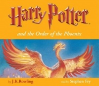 Harry Potter and the Order of the Phoenix written by J K Rowling performed by Stephen Fry on CD (Unabridged)