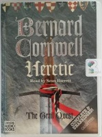 Heretic written by Bernard Cornwell performed by Sean Barrett and  on Cassette (Unabridged)