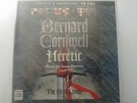 Heretic written by Bernard Cornwell performed by Sean Barrett and  on CD (Unabridged)