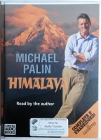 Himalaya written by Michael Palin performed by Michael Palin on Cassette (Unabridged)