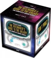The Hitch-Hiker's Guide to The Galaxy - The Complete Radio Series written by Douglas Adams performed by BBC Full Cast Dramatisation on CD (Unabridged)