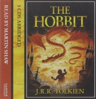 The Hobbit written by J.R.R. Tolkien performed by Martin Shaw on CD (Abridged)