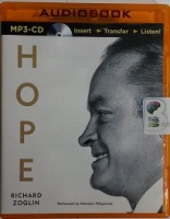 Hope written by Richard Zoglin performed by Malcolm Hillgartner on MP3CD (Unabridged)