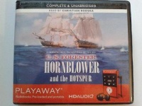 Hornblower and the Hotspur written by C.S. Forester performed by Christian Rodska on MP3 Player (Unabridged)