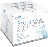 The Ian Fleming Classic Bond Collection - Part One written by Ian Fleming performed by Various Famous Actors on CD (Unabridged)