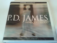 Innocent Blood written by P.D. James performed by Michael Jayston and  on CD (Unabridged)