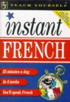 Instant French written by Elizabeth Smith performed by Elizabeth Smith on Cassette (Unabridged)
