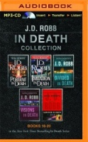 In Death Collection Books 16-20 written by J.D. Robb performed by Susan Ericksen on MP3 CD (Unabridged)