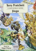 Jingo written by Terry Pratchett performed by Nigel Planer on Cassette (Unabridged)