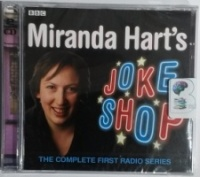 Miranda Hart's Joke Shop written by Miranda Hart performed by Miranda Hart on CD (Unabridged)