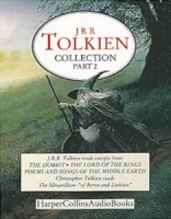 J R R Tolkien Collection written by J.R.R. Tolkien performed by J R R Tolkien and Christopher Tolkien on Cassette (Abridged)