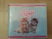 Kitten Club - Gingers New Home written by Sue Mongredien performed by Kate Byers on CD (Unabridged)