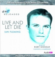 Live and Let Die written by Ian Fleming performed by Rory Kinnear on CD (Unabridged)
