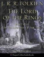 The Lord of the Rings - Part 1 The Fellowship of the Ring written by J.R.R. Tolkien performed by Rob Inglis on Cassette (Unabridged)