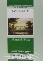 Mansfield Park written by Jane Austen performed by Frances Barber on Cassette (Unabridged)