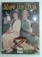 Mapp and Lucia written by E.F. Benson performed by Prunella Scales on Cassette (Unabridged)