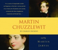 Martin Chuzzlewit written by Charles Dickens performed by Martin Jarvis on CD (Abridged)